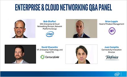 Enterprise & Cloud Networking vSummit Q&A Panel